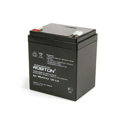 Аккумуляторная батарея 12в 4,5 ah