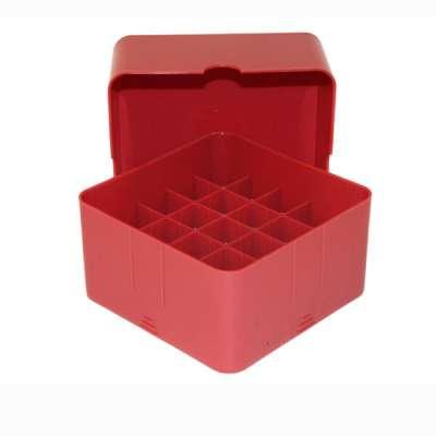 Коробка для патронов (красная)