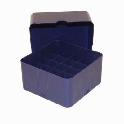 Коробка для патронов (синяя)