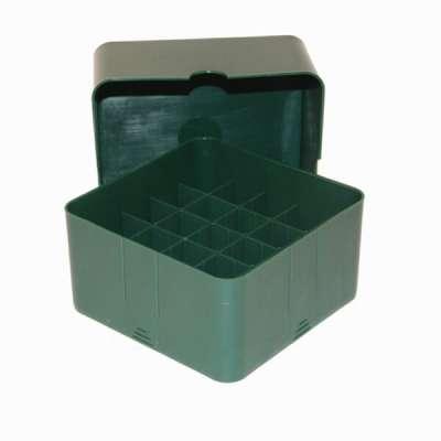 Коробка для патронов (зеленая)
