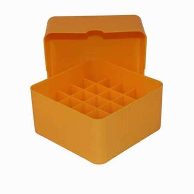 Коробка для патронов (желтая)