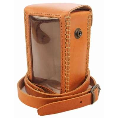 Чехол кожаный для РДП Encoder  Плюрифон (Plurifon)