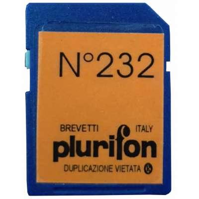 Чип мини для манка Плюрифон 232