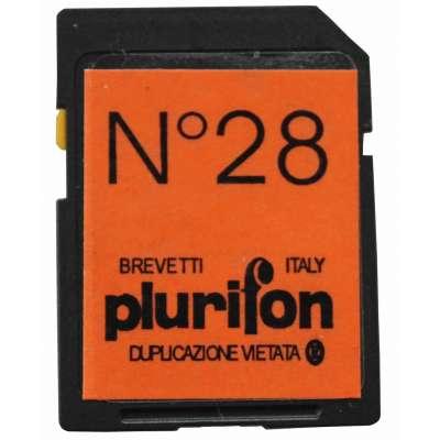 Чип мини для манка Плюрифон №28