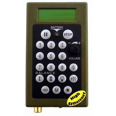 "Электронный манок Плюрифон RDP-2 35w Mono Class ""D"" Encoder"