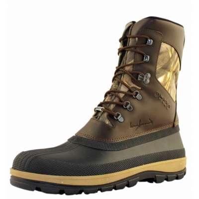 """Ботинки Оризо """"Селла"""" (коричневые)"""